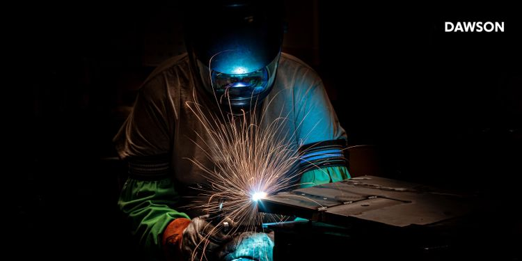 Dawson Header Image Door Welding Craftmanship Open Eye Rebrand