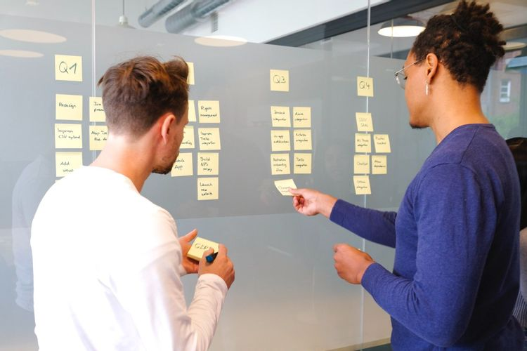 strategic-planning-sticky-note-board